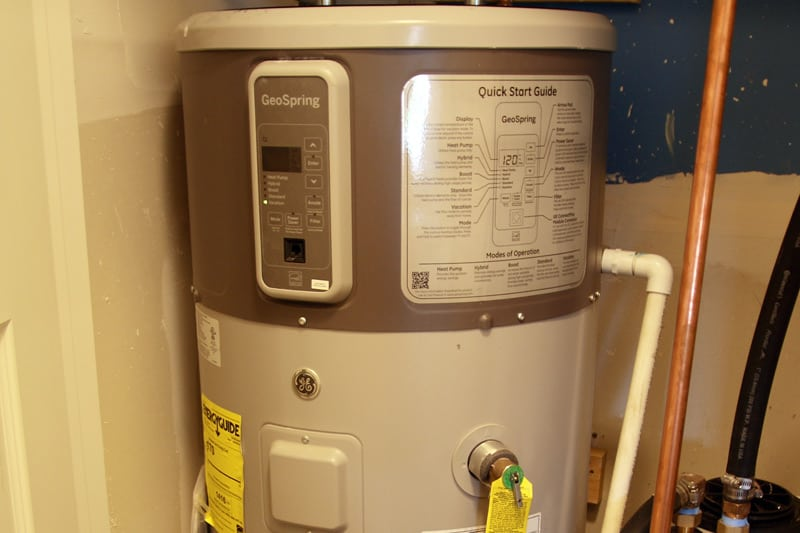 The Benefits of Water Heater Efficiency